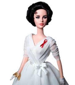 elizabeth taylor barbie