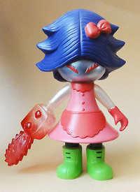 kawaii zombie figurines