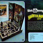 The Lakeside Haunted Mansion Board Game: A Vintage Walt Disney World Game