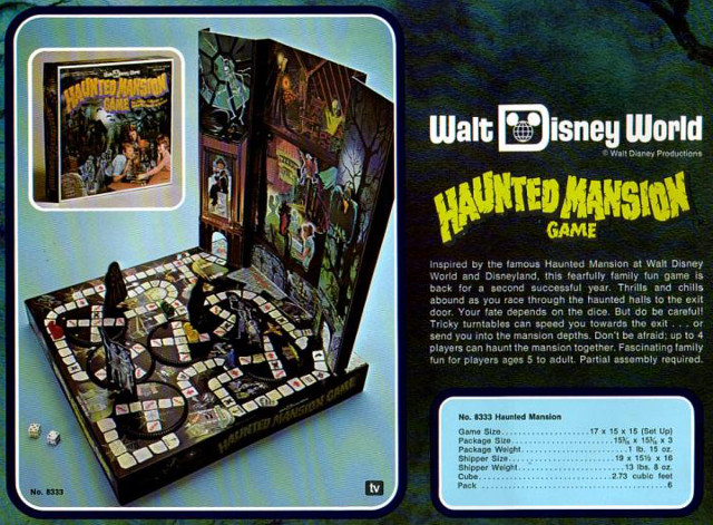 lakeside haunted mansion game