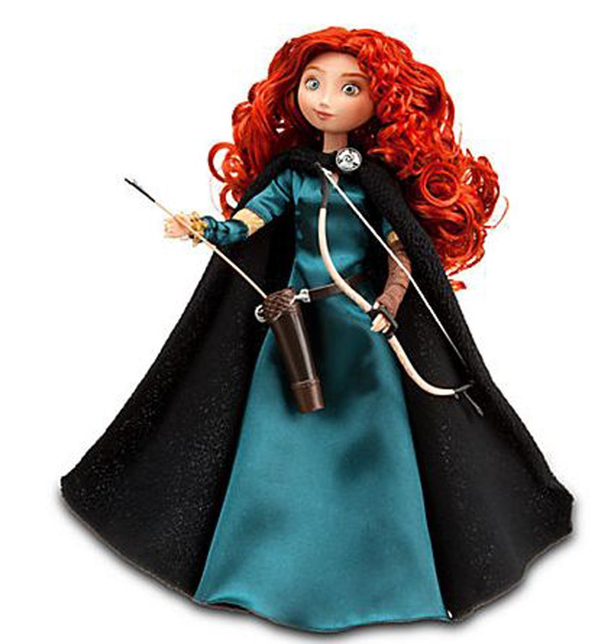 Disney's Merida Doll Makeover: Good Merida Vs Bad Merida