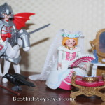 Playmobil Calendars: 8 Days Later